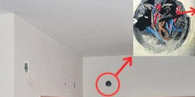 Şok görüntüler ortaya çıktı… İşte o kamera!