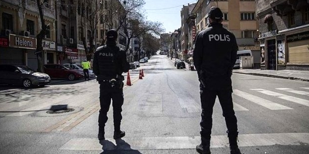 Sokağa çıkma yasağında kaç kişiye ceza kesildi? Bakanlık açıkladı
