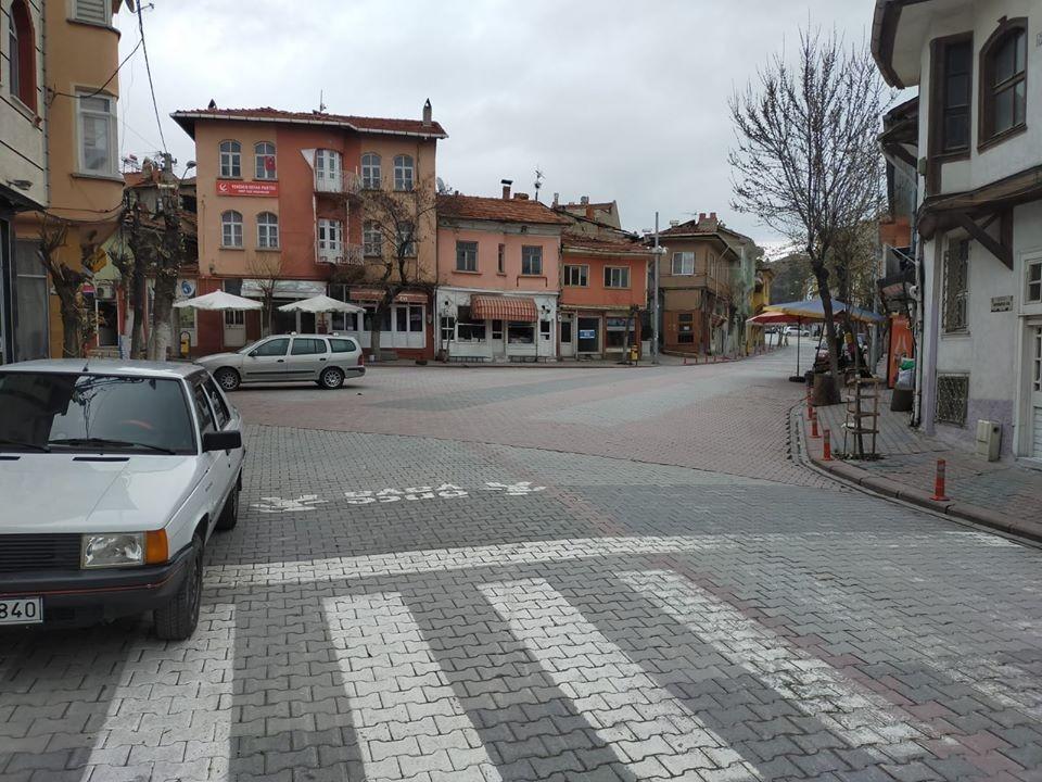 Sokaklar boşaldı