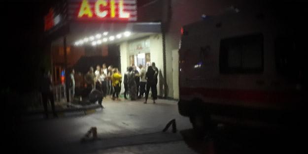 Sokakta silahlı saldırı! Kafasından vurulan şahıs kurtarılamadı