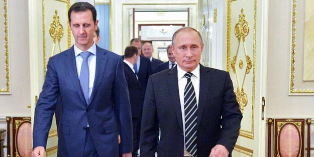 Şoke eden anlaşma! Rusya vuracak Suriye üstlenecek