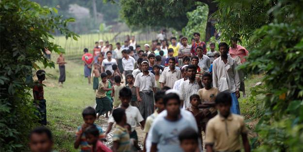Şoke eden rapor! Myanmar'da 24 binden fazla Arakanlı Müslümanı öldürdüler
