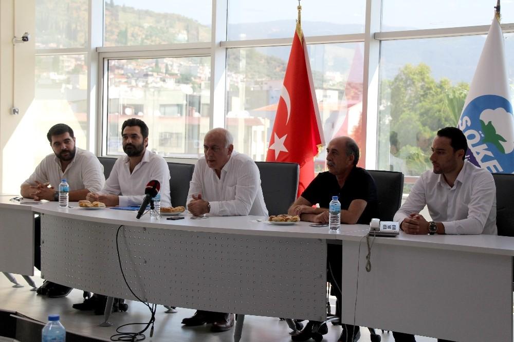 Sökespor'da Yönetim Krizini Başkan Tuncel Çözdü