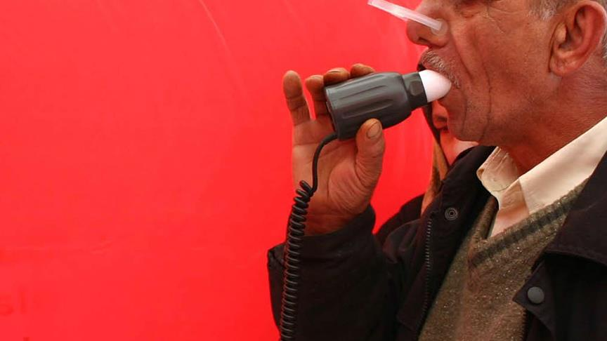 Tıpta yenilik: Solunum testiyle hastalık tanısı