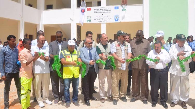 Somali Anadolu Ziraat Fakültesi hizmete açıldı