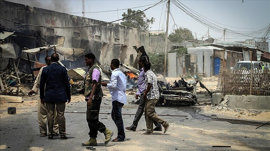 Somali'de askeri eğitim merkezine intihar saldırısı: 10 asker öldü