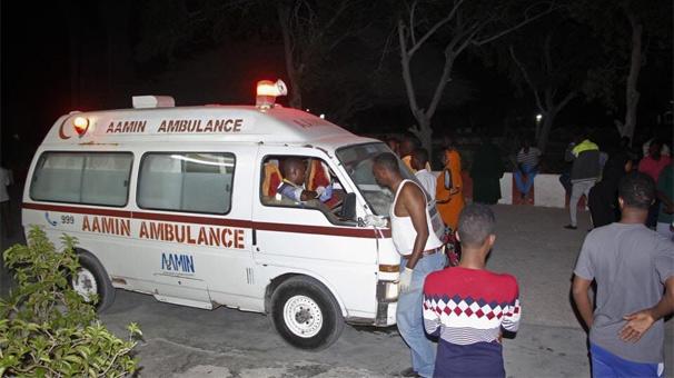 Somali'de patlama! Ölü ve yaralılar var