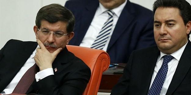Son anket sonuçları açıklandı! Davutoğlu ve Babacan'a büyük şok