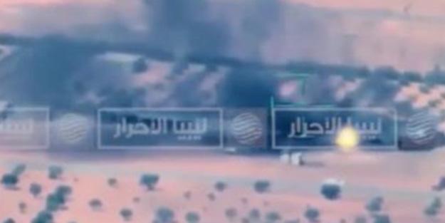 Son dakika koduyla duyurdular! Libya'da BAE'yi çıldırtacak darbe