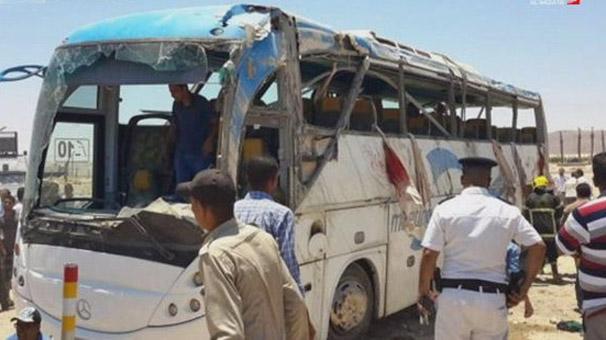 Son dakika: Mısır'da silahlı saldırı! Ölü sayısı artıyor...
