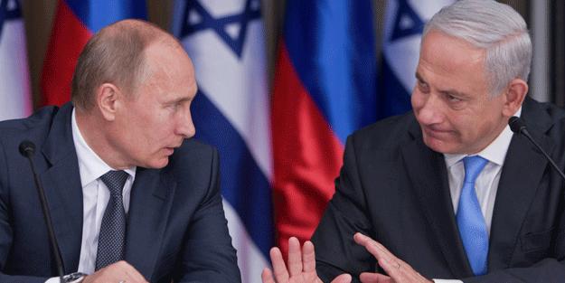 Suriye'de işler karışıyor… Rusya ile İsrail karşı karşıya geldi