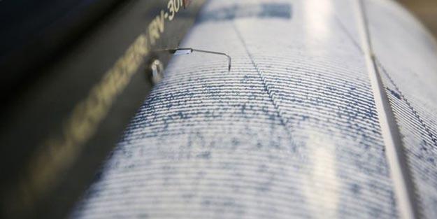 Son deprem nerede oldu Kandilli Rasathanesi ve AFAD en son nerede deprem oldu?