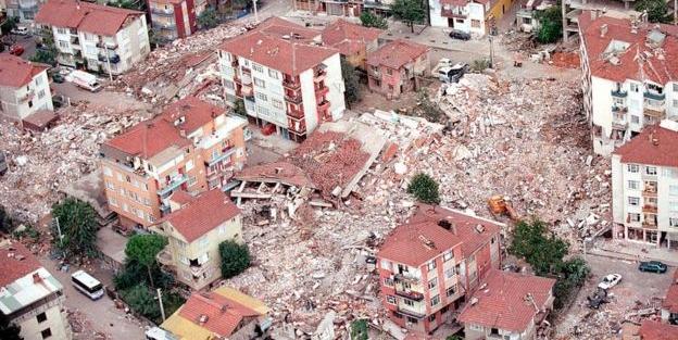 Son depremler yenilerin habercisi...