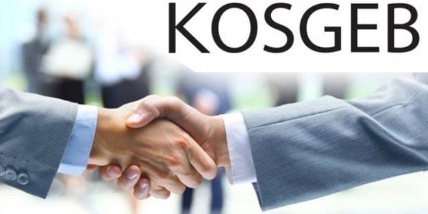 Son KOSGEB desteği başvuruları ne zaman?