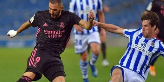 Son şampiyon Real Madrid sezona beraberlikle adım attı