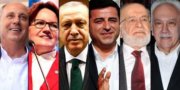 Reis-i Cumhur Erdoğan Cumhur İttifakı ne kadar oy alıyor?