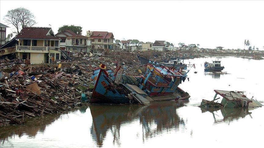 Son yüzyıl tsunamilerinde yaklaşık 260 bin kişi hayatını kaybetti