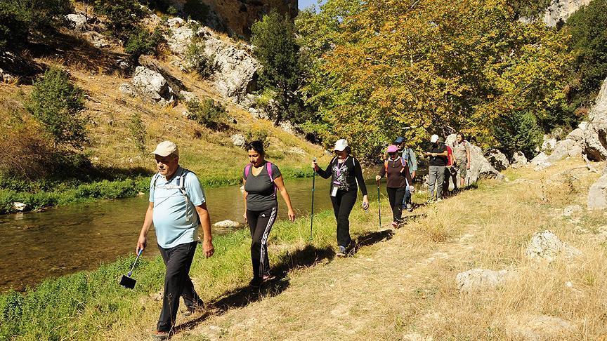 Sonbahar ''Doğa yürüyüşüne'' ilgiyi arttırdı
