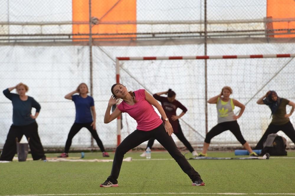 Sonbahar spor okulları başlıyor