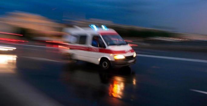 Sondaj aracı yan yattı: 2 kişi öldü