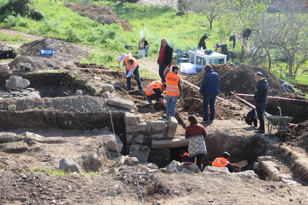 Sondaj çalışması yapan arkeologlar şoke oldu