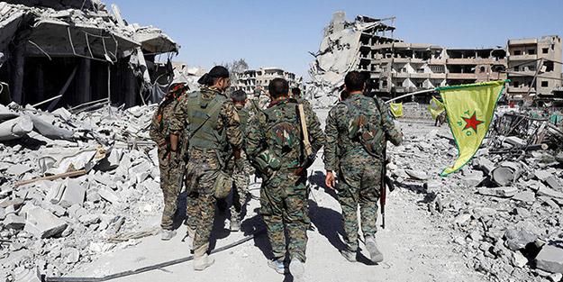 Sonunda bunu da yaptılar! Terör örgütü YPG-PKK'dan alçak saldırı