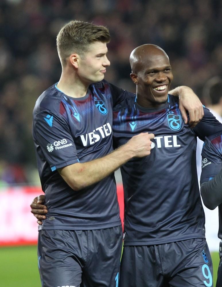 Sörloth ve Nwakaeme Süper Lig'in en iyi hücum ikilisi oldu