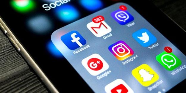 Sosyal medya hesapları yeniden çöktü!