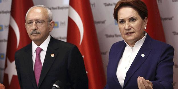Sosyal medyada bomba etkisi yaptı! Kılıçdaroğlu ve Akşener'i rezil eden görüntü