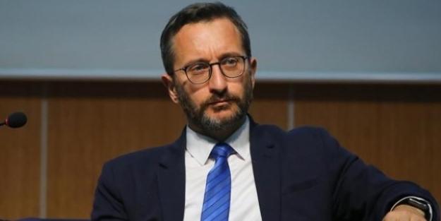 Sosyal medyada yer alan kesinti iddialarına Fahrettin Altun'dan sert tepki