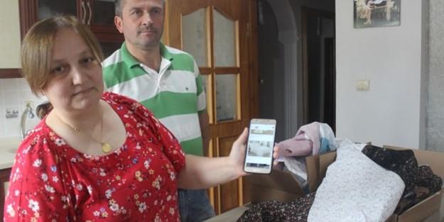 Sosyal medyadan sipariş etti, kargoyu açınca hayatının şokunu yaşadı