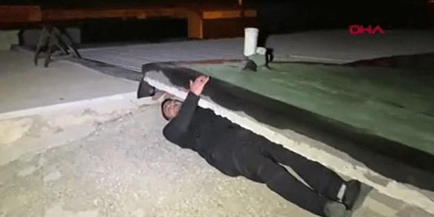 Sosyete çatıya topukladı ama yırtamadı! Rezillik tavan yaptı