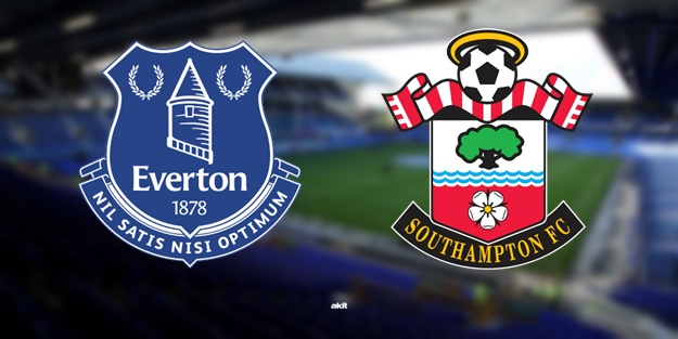 Southampton Everton maçı ne zaman saat kaçta hangi kanalda?