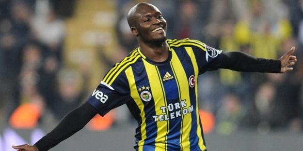 Moussa Sow Fenerbahçe'de