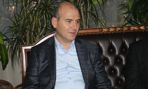 Soylu: Değerlendirmeler Türkiye'nin gelişmişliğine tahammülsüzlüktür