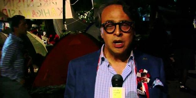 Barbaros Şansal: O videonun arkasındayım