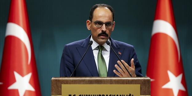 Sözcü Kalın açıkladı! Türkiye Esed rejimiyle görüşecek mi?