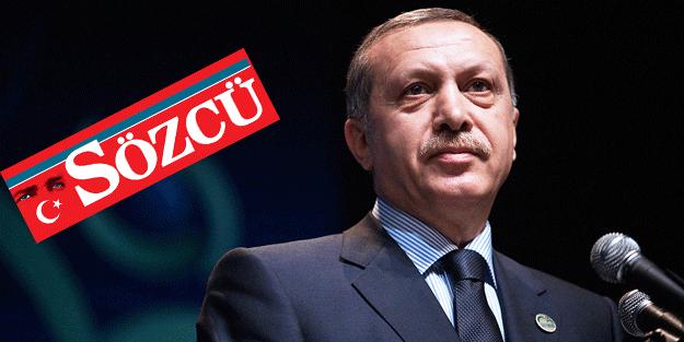 Sözcü'den Cumhurbaşkanı'na kalleş tehdit: Bir daha güneş yüzü görmeyecek