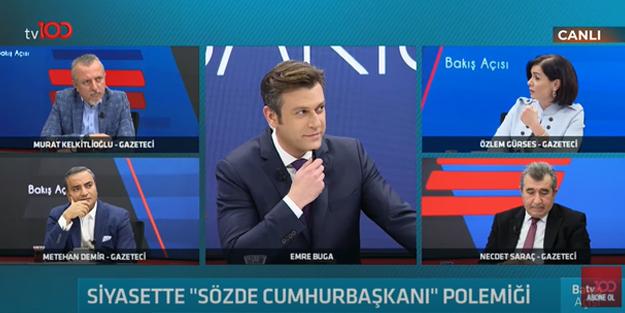'Sözde' gazeteci Özlem Gürses, Kılıçdaroğlu'nu savunmaya çalışırken dalga konusu oldu!