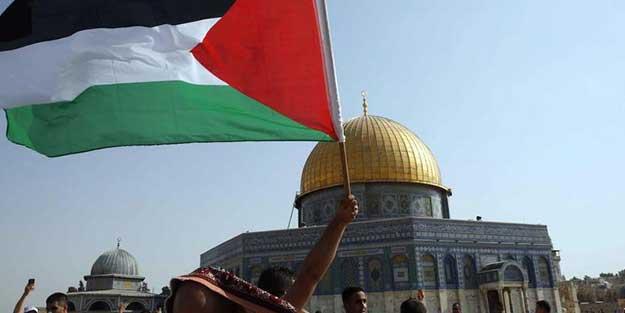 Siyonistlerin 'Yüzyılın Anlaşması' yayımlandı! Filistin devletini lağvedip yeni bir devlet kuracaklar