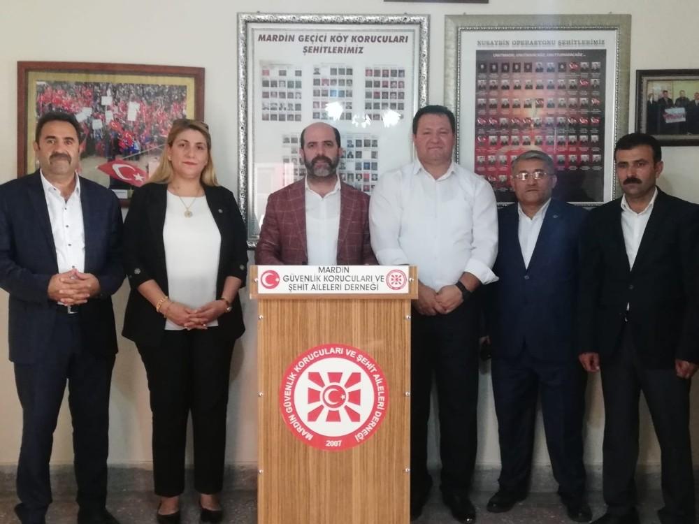 Sözen'den CHP ve HDP'ye sert eleştiri: