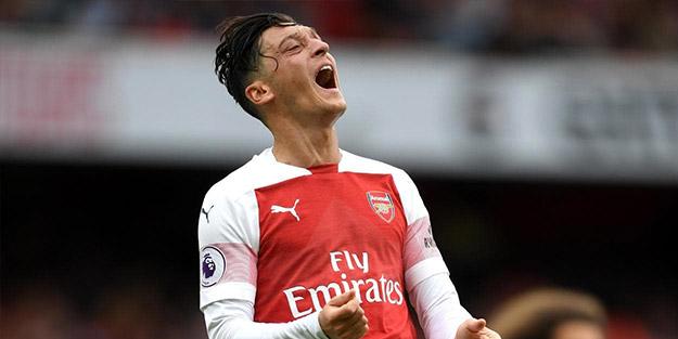Spor camiasını hareketlendiren iddia! Mesut Özil Süper Lig'e geliyor
