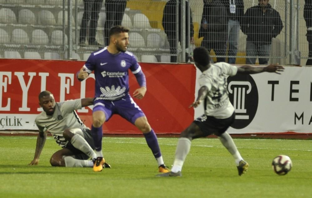 Spor Toto 1. Lig: AFJET Afyonspor: 0 - Osmanlıspor: 0