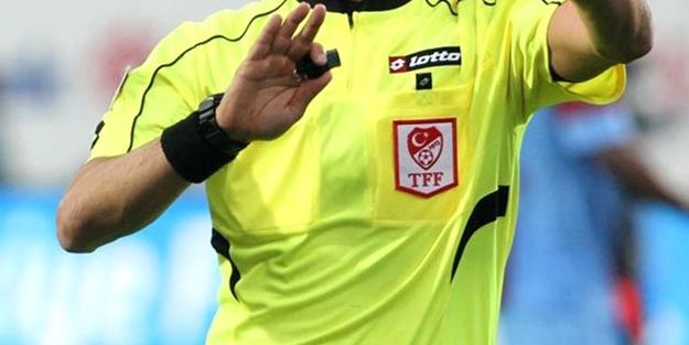Spor Toto Süper Lig İlhan Cavcav Sezonu 34. hafta maçlarını hangi hakemler yönetecek?