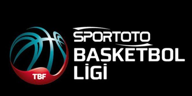 Spor Toto Basketbol Süper Ligi'nde eşleşmeler belli oldu