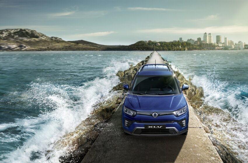 SsangYong'un yeni modeli XLV Mayıs'ta Türkiye yollarında