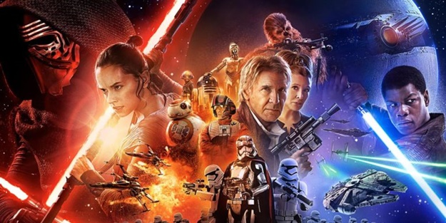 Star Wars'ın yıldızı koronavirüse yenik düştü!