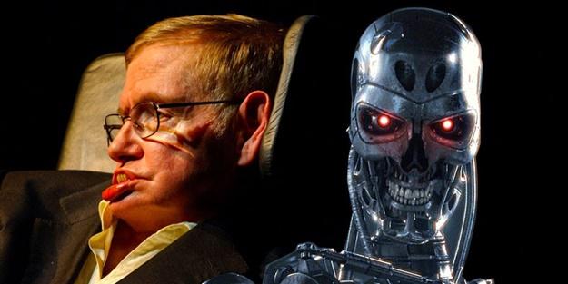 Stephen Hawking: Bu icat insanlığın sonu olabilir!
