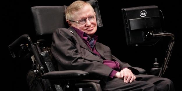 Stephen Hawking'i uzaya gönderecekler