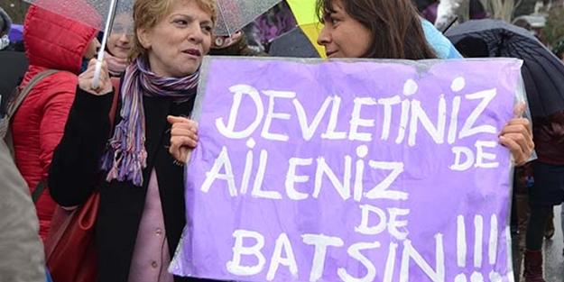 STK'lardan art arda bildiri! İstanbul Sözleşmesi için bir açıklama daha!